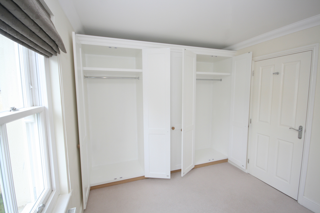 Wall To Wall Fitted Wardrobes Enlargement 5