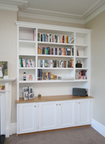 Fitted Bookshelves