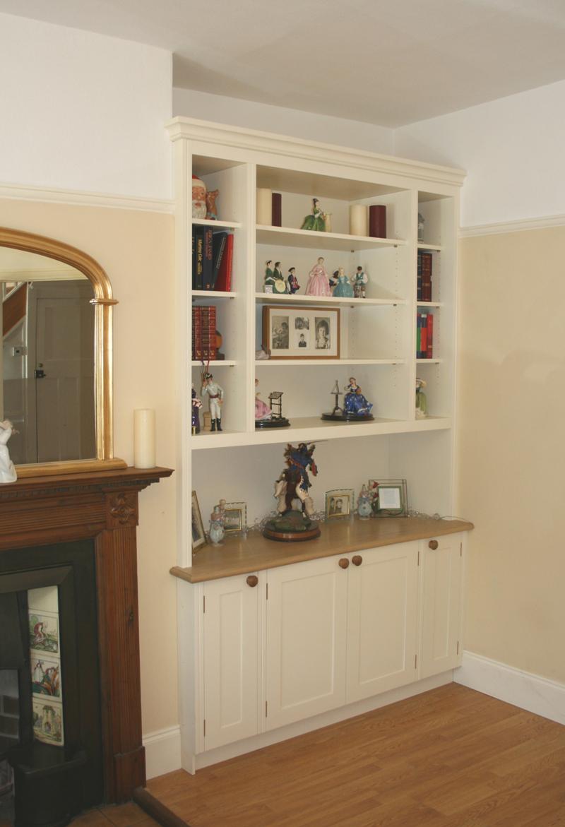 100 Bespoke Bookshelves Living Room Furniture
