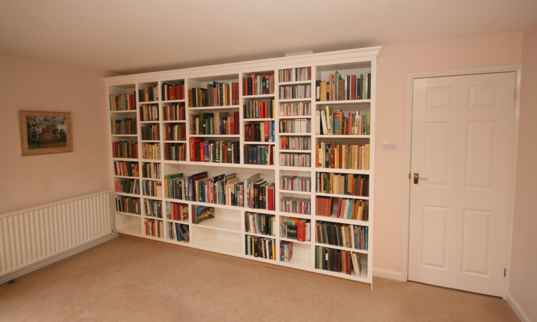 Bespoke Bookshelves 2