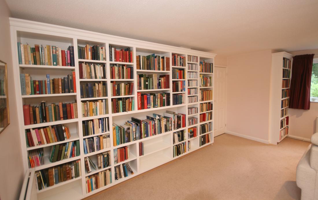 Bespoke Bookshelves Enlargement 5