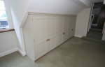 Loft Conversion Wardrobes
